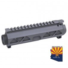 AR15 AIRLITE SERIES STRIPPED BILLET UPPER RECEIVER (OD GREEN)