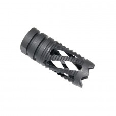 AR-15 9MM SPIRAL FLASH HIDER