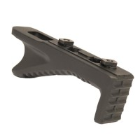 ANGLED ALUMINUM GRIP FOR M-LOK SYSTEM