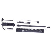 AR-15 5.56 CAL COMPLETE UPPER KIT (CARBINE LENGTH) (ULTRALIGHT KEYMOD HG)