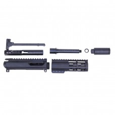 "AR-15 9MM CAL COMPLETE UPPER KIT (6"" AIR-LOK SERIES M-LOK HG)"