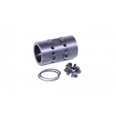 AR-15 Free Floating Handguard Barrel Nut For Ultralight Jk Series (Steel)