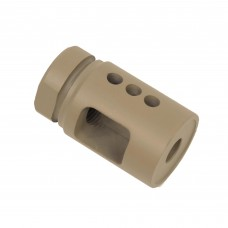 AR-15 MICRO COMP STEEL COMPENSATOR (FLAT DARK EARTH)