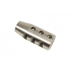 AR-15 MULTI PORT STAINLESS STEEL COMPENSATOR