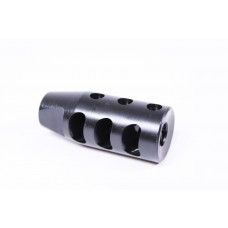 AR .308 CAL MULTI PORT STEEL COMPENSATOR