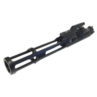 AR-15 NITRIDE SKELETONIZED LOW MASS BOLT CARRIER GROUP