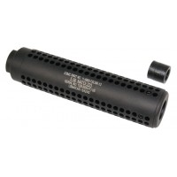 AR-15 REVERSE THREAD SLIP OVER SOCOM STYLE FAKE SUPPRESSOR