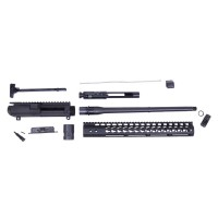 AR .308 CAL COMPLETE UPPER KIT (ULTRALIGHT KEYMOD HG)