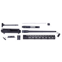 AR .308 CAL COMPLETE UPPER KIT (ULTRALIGHT M-LOK HG)
