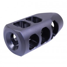 AR .308 CAL GEN 2 STEEL MULTI PORT COMPENSATOR (NITRIDE) by High Impact Manufacturing
