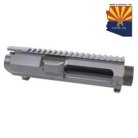 AR .308 CAL STRIPPED BILLET UPPER RECEIVER (O.D. GREEN)