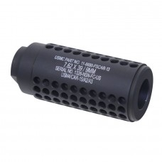 AR 9MM GEN 2 MICRO REVERSE THREAD SLIP OVER SOCOM STYLE FAKE SUPPRESSOR