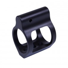 AR15 AIRLITE SERIES SKELETONIZED STEEL LOW PROFILE GAS BLOCK (US MADE) (NITRIDE FINISH)