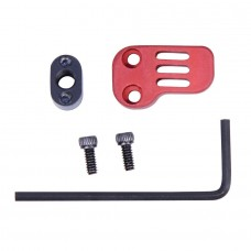 AR15 / AR .308 EXTENDED MAG CATCH PADDLE RELEASE (ANODIZED RED)