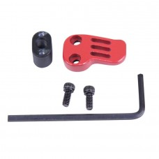 AR15 / AR .308 EXTENDED MAG CATCH PADDLE RELEASE ( CERAKOTE RED)