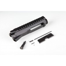 AR15 BILLET UPPER RECEIVER WITH FORWARD ASSIST & EJECTION DOOR ASSEMBLY