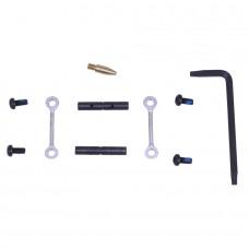 AR15 COMPLETE ANTI-ROTATION TRIGGER/HAMMER PIN SET (NICKEL)