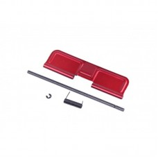 AR15 EJECTION PORT DUST COVER ASSEMBLY (RED)