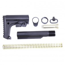 AR15 M.A.D. STOCK ( MICRO ALUMINUM DEFENSE STOCK)