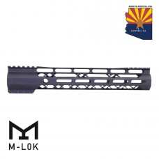 "GEN 2 12"" AIR-LOK SERIES M-LOK COMPRESSION FREE FLOATING HANDGUARD WITH MONOLITHIC TOP RAIL"